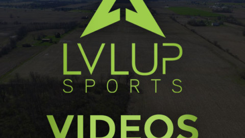 New LVL UP Sports Paintball Videos