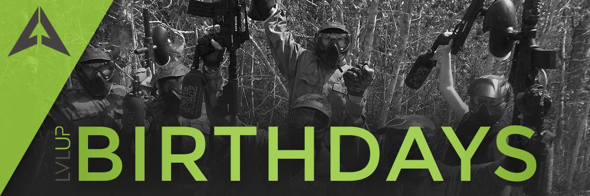 Columbus Paintball Birthday Parties