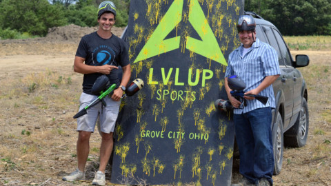 OFFICIAL RELEASE: New Paintball Park Breaks Ground in Grove City Ohio