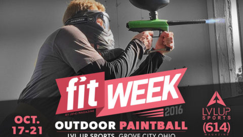 FIT Week – Paintball Workouts with 614 Magazine October 17-21