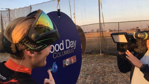LVL UP Sports on Good Day Columbus, 11/15/16