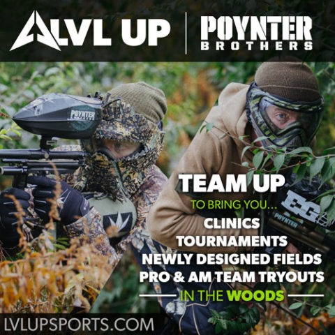 LVL UP Sports Sponsors POYNTER BROTHERS for 2017 Season