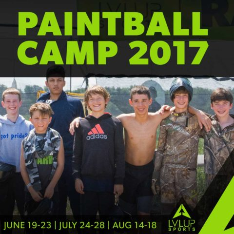 Columbus Ohio Paintball Summer Camp 2017