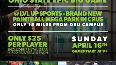 Ohio State Big Game – April 16th @ LVL UP Sports Grove City
