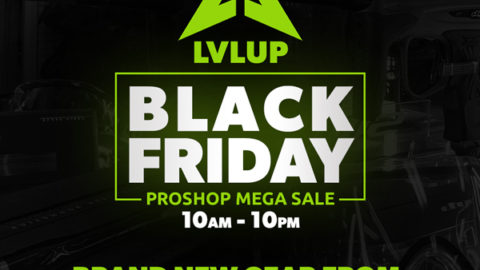 Black Friday Proshop Sale & Open Play!