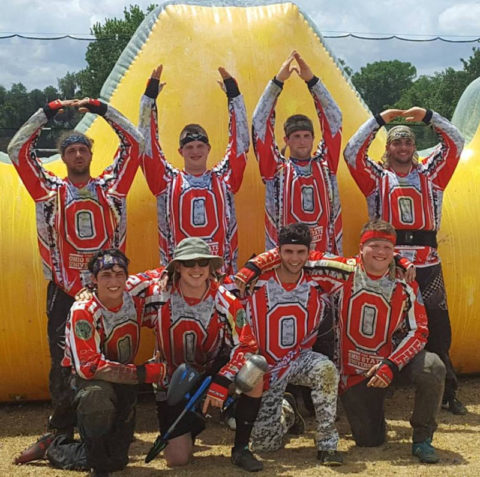 College Paintball in Columbus: The Ohio State University Paintball Team