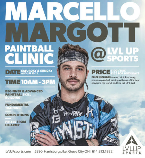 Marcello Margott Dynasty PRO Clinic August 11-12, 2018
