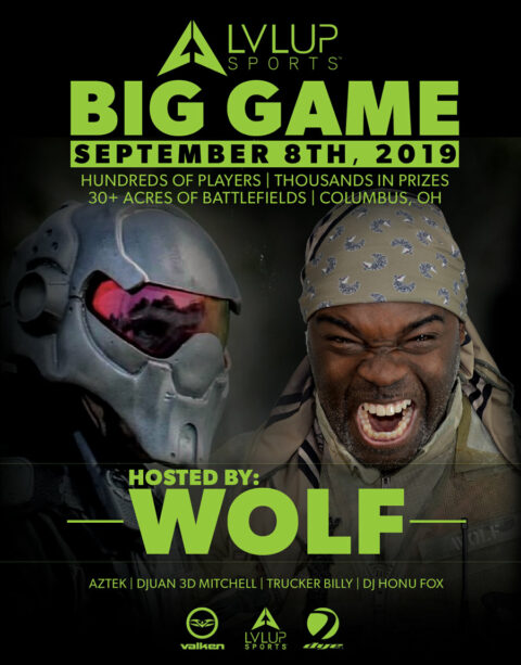 BIG GAME 2019 – September 8th
